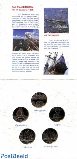 Sail 1995, token set