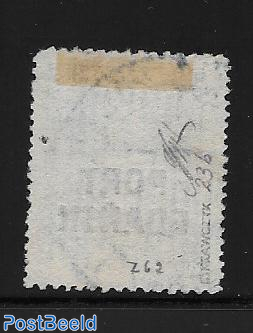 Post Gdansk overprint 1 v.