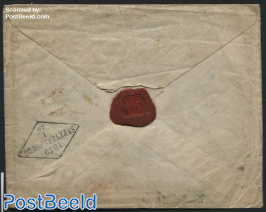 Letter from St. Petersburg to London