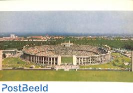 Werner March, Olympic Stadium Berlin 1935-36