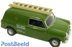 Mini Van (with ladder) Post Office Telephones Great Britain 1:76