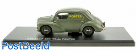 Eligor Renault 4cv Tolee Postes (101013