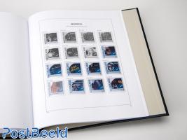Luxus Blätter Niederlande Press. Briefmarken Nederpop 2012