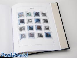 Luxus Blätter Niederlande Press. Briefmarken Vögel 2012