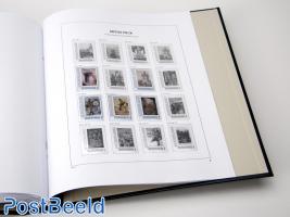 Luxus Blätter Niederlande Press. Briefmarken Anton Pieck 2012