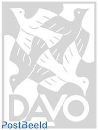 DAVO Mela Netherlands protector mounts size 21 x 25
