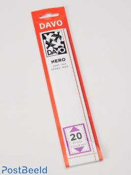 Nero N20 Klemtaschen (215 x 24) 25 Stück