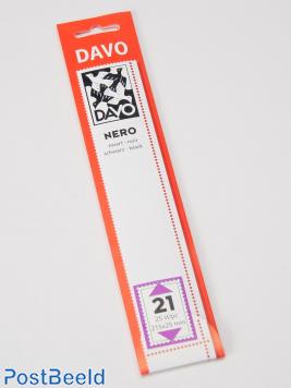 Nero N21 Klemtaschen (215 x 25) 25 Stück