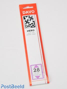 Nero N28 Klemtaschen (215 x 32) 25 Stück