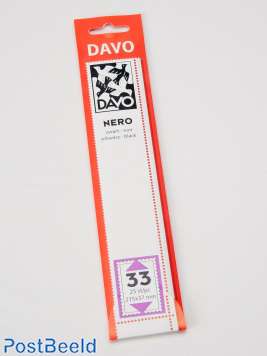 Nero N33 Klemtaschen (215 x 37) 25 PC