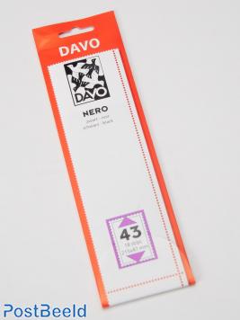 Nero N43 Klemtaschen (215 x 47) 18 PC
