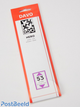 Nero N53 Klemtaschen (215 x 57) 18 PC