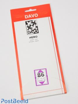 Nero N86 Klemtaschen (215 x 90) 10 Stück