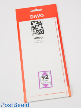 Nero N92 Klemtaschen (215 x 96) 10 Stück