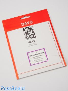 Nero Klemtaschen N01 (für Kinder-Blöcke) 10 Stück