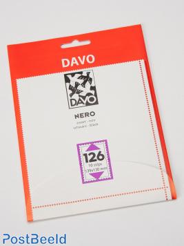 Nero N126 Klemtaschen (139 x 130) 10 PC