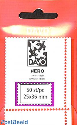DAVO Nero Netherlands protector mounts size 25 x 36
