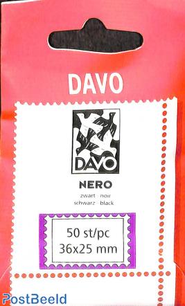 DAVO Nero Netherlands protector mounts size 36 x 25