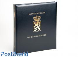 Luxus Währung Binder II (Albert I, Leopold III, Prinz Charles)