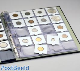 Kosmos coin Hüllen M20 (je 8)