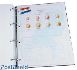 Luxus Nachtrag Kosmos Euro 2013 Niederlande (Beatrix)