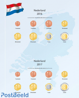Luxus Nachtrag Niederlande Euro Cosmos 2016/2017 (Willem Alexander)