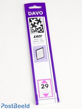 Easy protector mounts black Z29 (215 x 33) 25 pcs