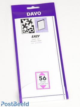 Easy protector mounts black Z56 (215 x 60) 18 pcs