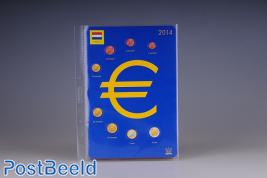 2014 Supplement Euro Willem-Alexander Album
