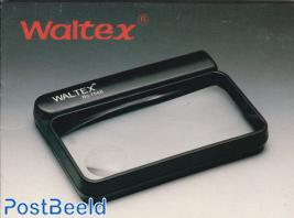 Waltex Folding Magnifier 2x/4x