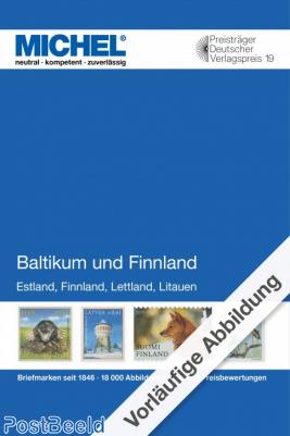 Michel Europa Volume 11 Baltic Sates and Finland 2020/2021