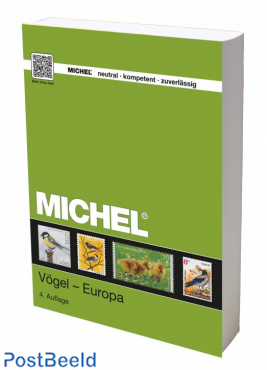 Michel Topical Catalogue Birds - Europe