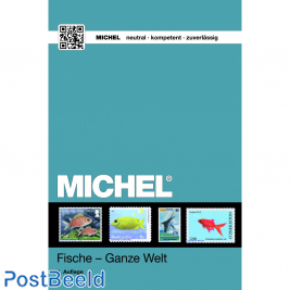 Michel Fish of the World 1st edition