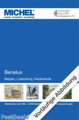 Michel Europa Volume 12  Benelux 2020