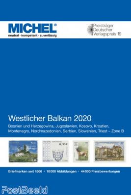 Michel Europe Volume 6 Western Balkans 2020
