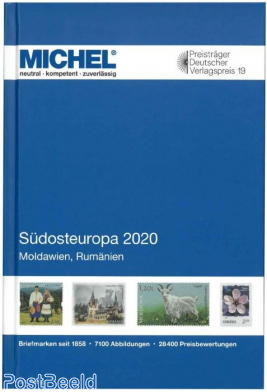 Michel Europe Volume 8 South East Europe 2020