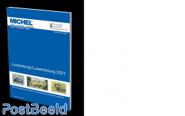 Michel Catalogue Luxemburg 2021
