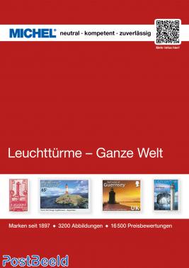Michel Catalogue Lighthouses, 2e edition
