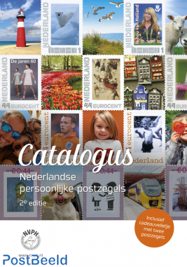 NVPH Catalogue of Dutch Personal stamps,SPECIAL OFFER, normal price € 18.90