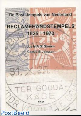 Reclamehandstempels 1925-1970, J.M.A.G. Stroom & C.J.E. Janssen