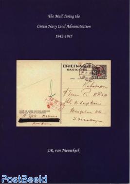 The mail during the Ceram Navy Civil Administration 1942-1945, J.R. van Nieuwkerk