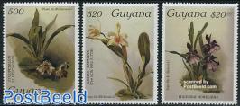 Orchids 3v