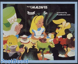 Alice in wonderland s/s