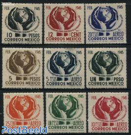 Interamerican conference 9v