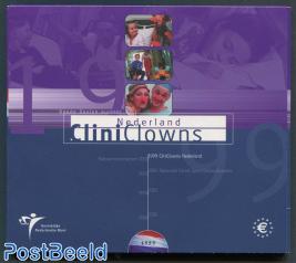 Charity Euro Yearset 1999 CliniClowns