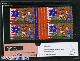 World Cup Football, presentation pack 124