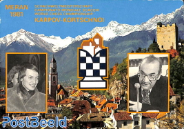 Meran 1981 - Karpov-Kortschnoi