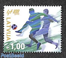 100 years football ass. 1v