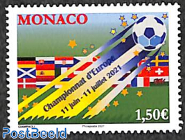 European Football Championship 1v