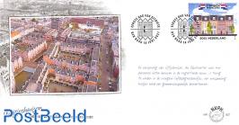 Typical Dutch 1v, FDC No. 827